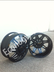 Black Rims - Dually Wheels, Dually Rims, RV Rims, RV Tires