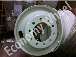 Green Rim - Dually Wheels, Dually Rims, RV Rims, RV Tires