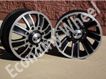 Black & Silver Rims - Dually Wheels, Dually Rims, RV Rims, RV Tires